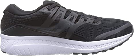 Saucony Ride ISO - Zapatillas de Running para Hombre, Hombre, 20444/02, Negro, 15 EU: Amazon.es: Deportes y aire libre