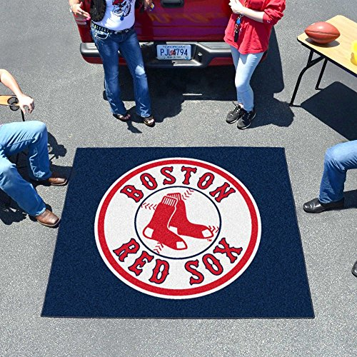 Boston Red Sox Tailgater Mat - 3