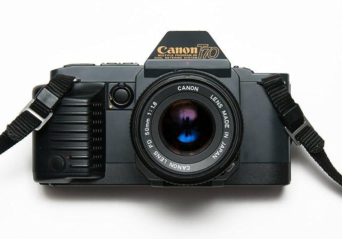 Review Canon T70 Film Camera