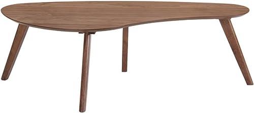 Modern 48″ Coffee Table
