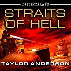 Destroyermen: Straits of Hell Hörbuch