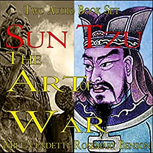 The Art of War Two Audio Book Set | Livre audio