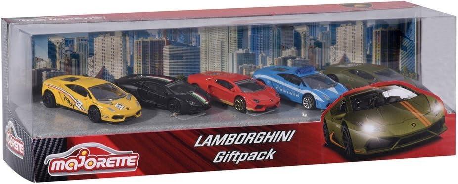 Majorette 212053162 – Lamborghini Gift Pack, vehículos en ...