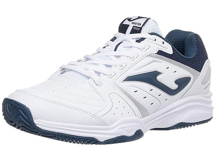 Zapatillas PÁDEL Joma Master 1000 Men 802 Blanco - Color - Blanco, Talla - 45: Amazon.es: Zapatos y complementos