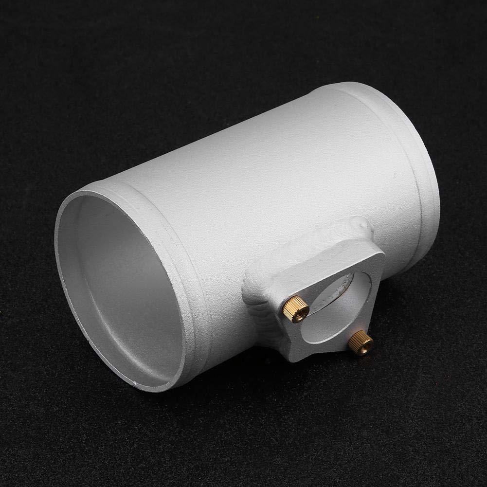 Montaje 63 70 76 83 mm de aire Sensor MAF Sensor KIMISS Base de Medidor de flujo Di/ámetro exterior 83MM Caudal/ímetro