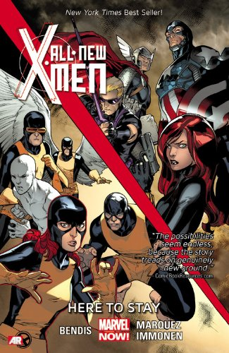 All-New X-Men Volume 2: Here to Stay (Marvel Now) (Guardians Of The Galaxy All New X Men)
