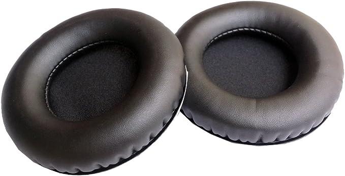 Almohadillas de reparación para Auriculares SteelSeries Siberia 200 y Siberia 350 y Siberia V1 y Siberia V2 y Siberia V3, Almohadilla para los oídos de algodón: Amazon.es: Electrónica