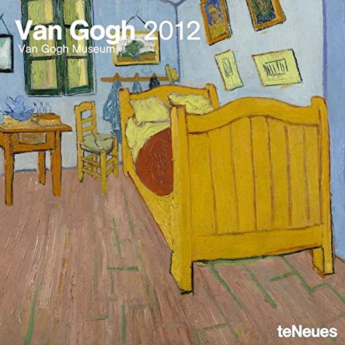 Download 2012 Vincent van Gogh Wall Calendar (English, German, French, Italian, Spanish and Dutch Edition) pdf