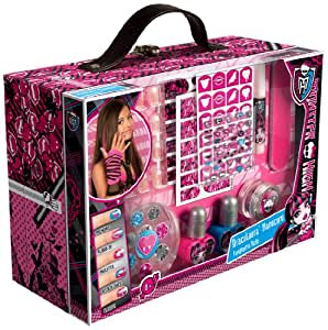 Canal Toys 06020 Monster High - Set de manicura con diseño de Draculaura