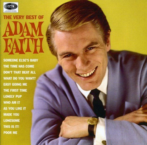 Adam Faith - 100 Hits UK No. 1s - Zortam Music