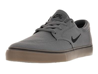 detailed look dca78 7f108 Nike SB Clutch, Chaussures de Sport Homme, Gris-Gris (Dark Grey