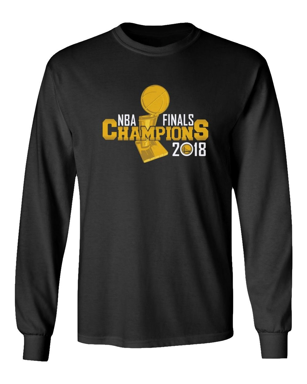 New Graphic Shirt Golden State 2018 Champs T Shirt 2603