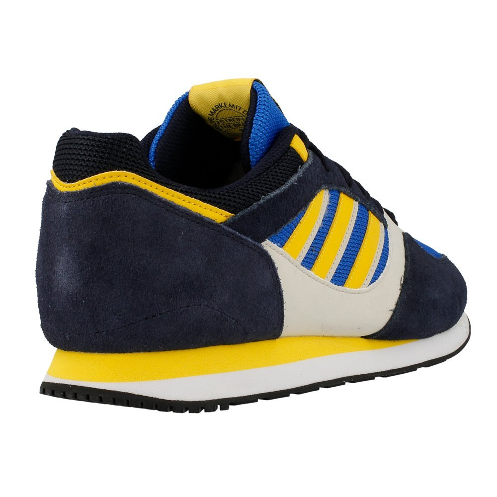 Adidas Originals Turnschuhe ZX 100 Turnschuhe Originals Herren, Blaubir sunsh Bliss 941348
