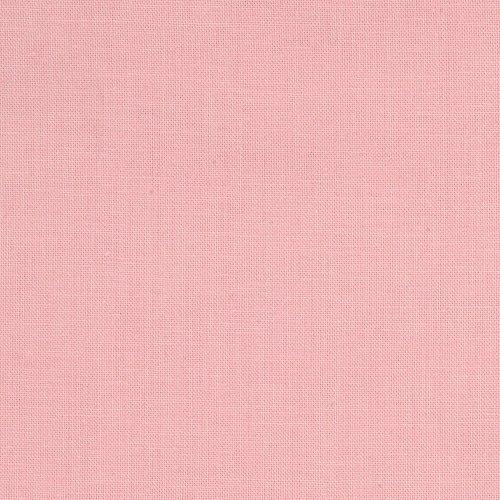 Robert Kaufman Kona Cotton Pink Fabric by The Yard (Pink Kona Cotton Fabric)