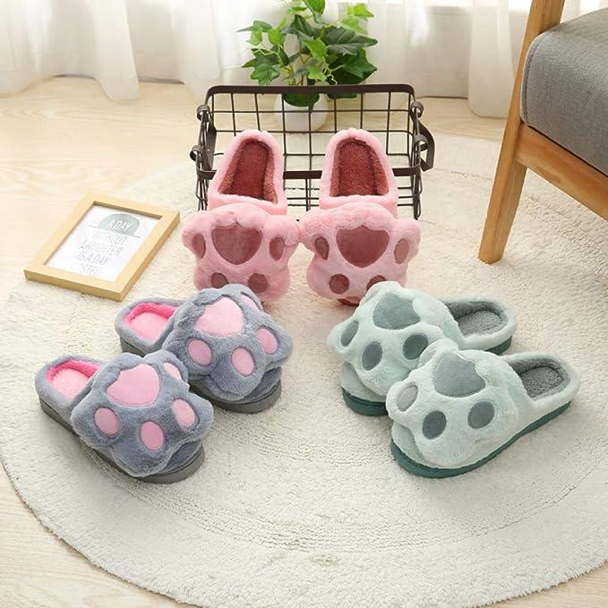 SBL Cotton Hausschuhe Frauen - Winter Home Home Slip Indoor Und ...