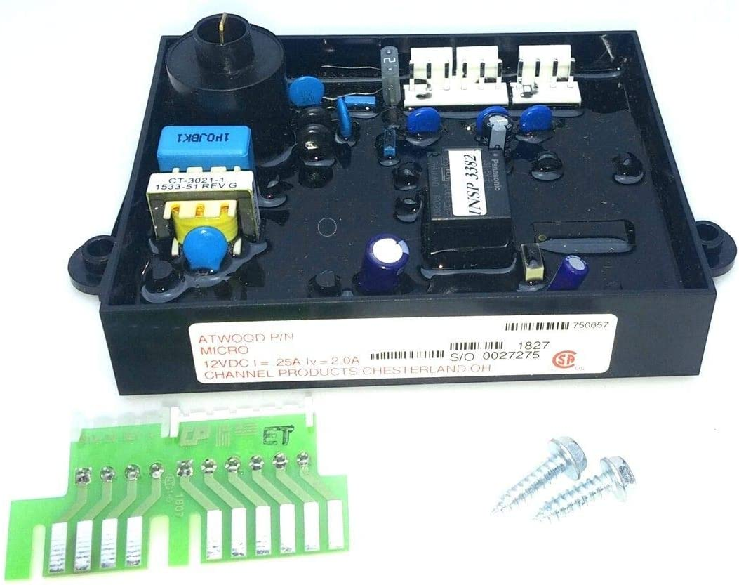 Atwood 93305 RV Water Heater Control Circuit Board
