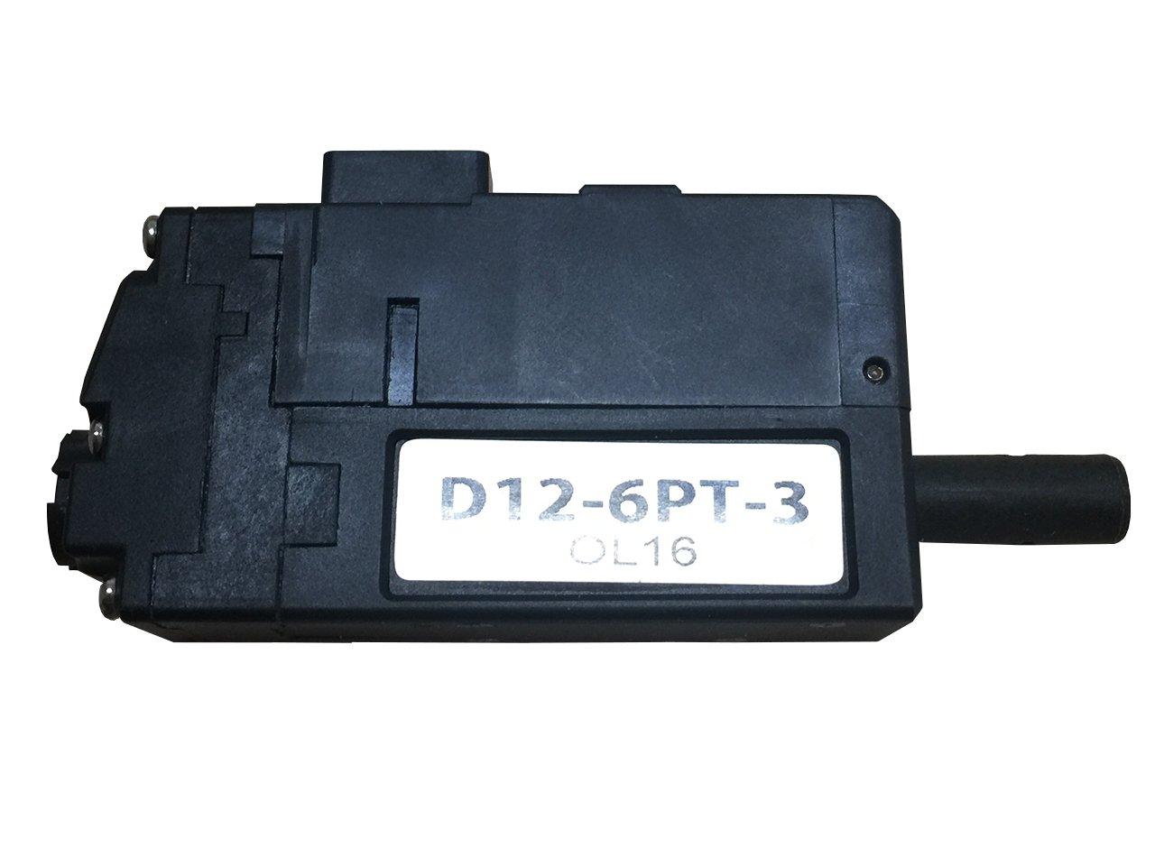 ハイテック iR ROBOT サーボ D12-6PT-3 B06XWTKSMF