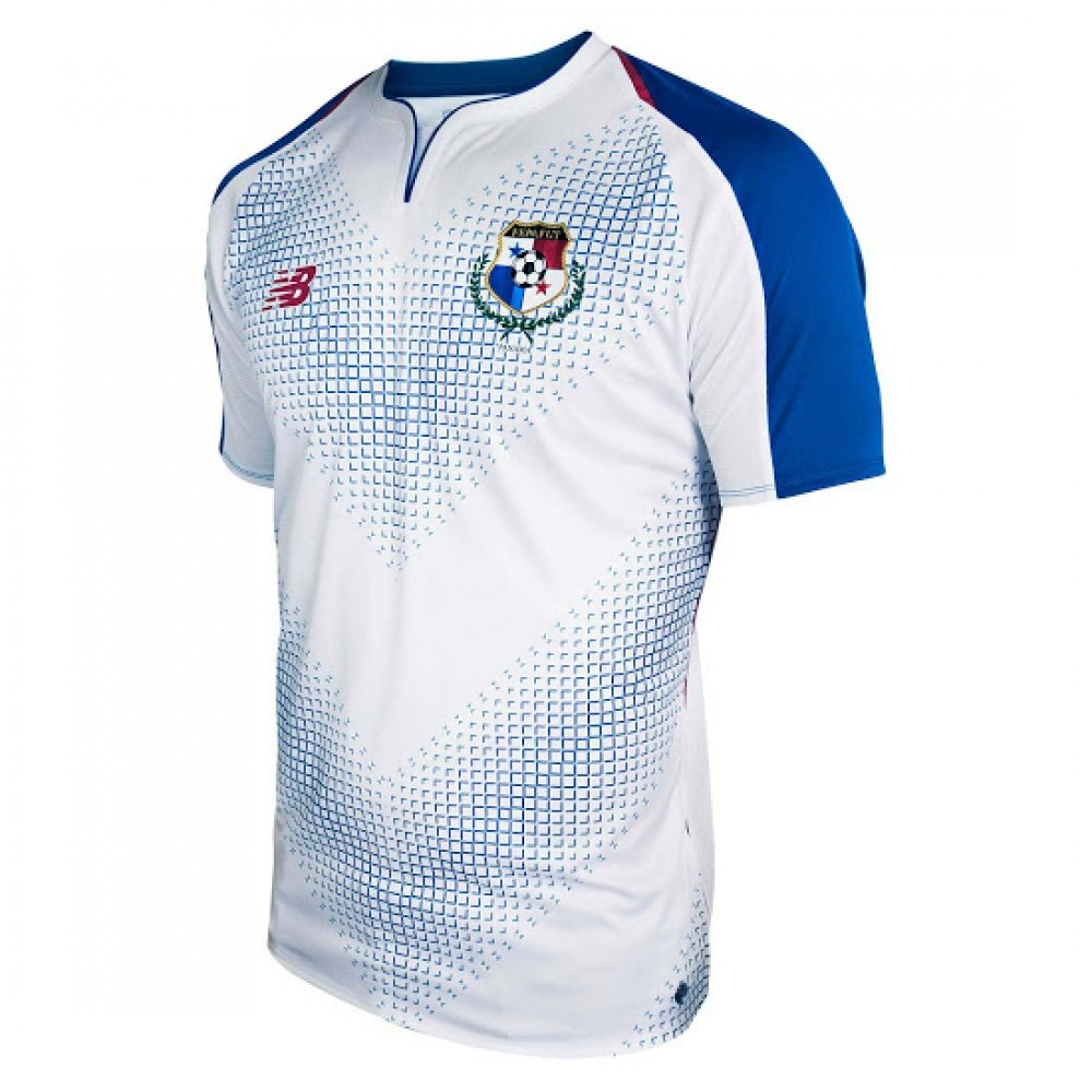 2018-2019 Panama Away Shirt B07CVS3RCKWhite Medium 38-40\