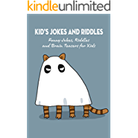 Kid's Jokes and Riddles: Funny Jokes, Riddles and Brain Teasers for Kids: Jokes and Brain Teasers for Kids