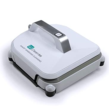 Novohogar Robot Limpiacristales W-Clean900, 75W, 70dB. Navegación Inteligente. 3 Modos de Limpieza, Función Escurrir y Detector de Marcos de Ventana. ...