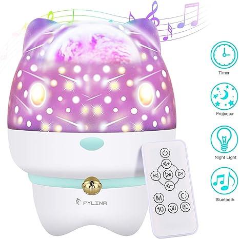 DOOK Proyector Estrellas Regalos Originales Bebes, Reproduce ...