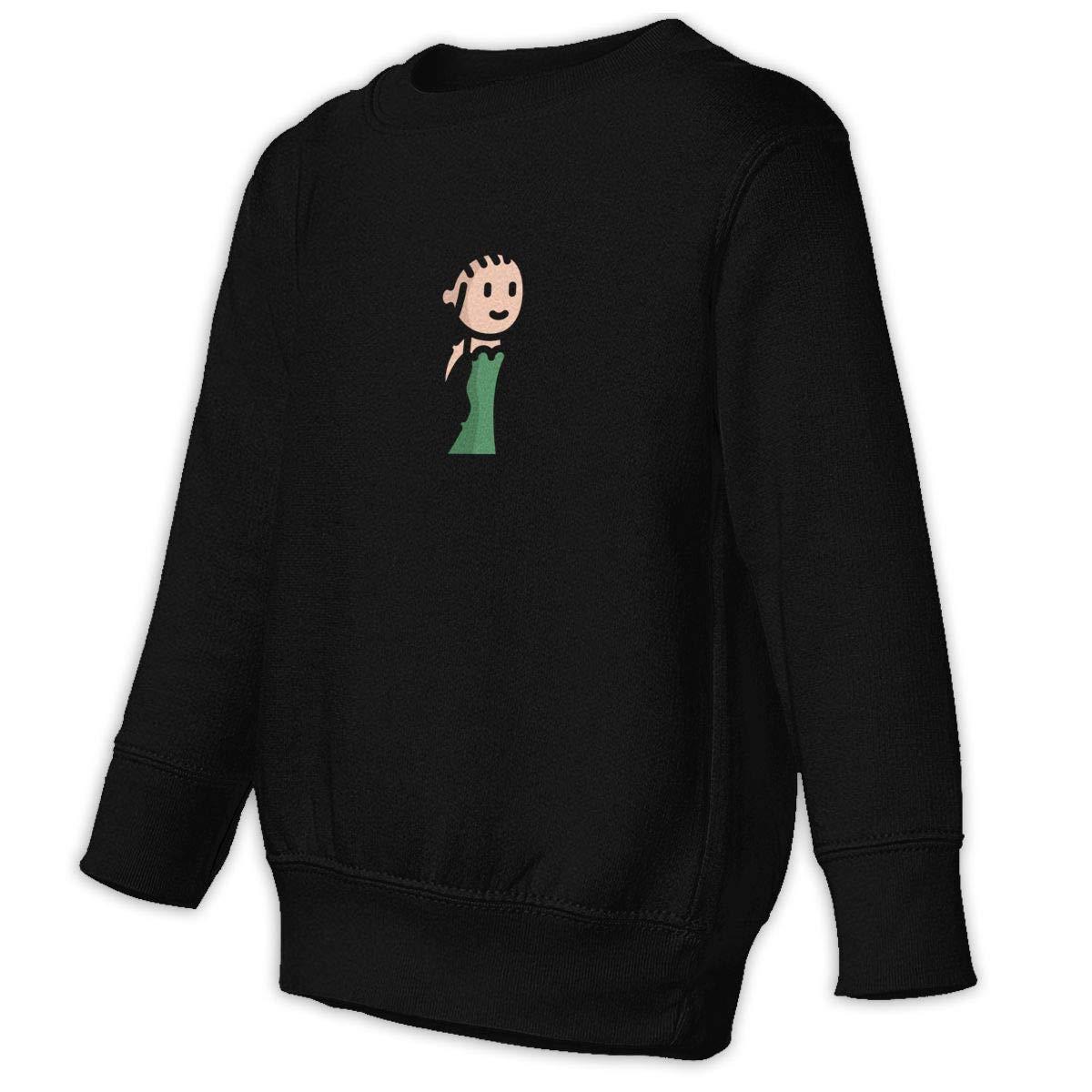 Fleece Pull Over Sweatshirt for Boys Girls Kids Youth Medusa Unisex Toddler Hoodies