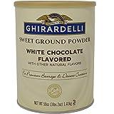 Ghirardelli Sweet Ground White Chocolate Flavor