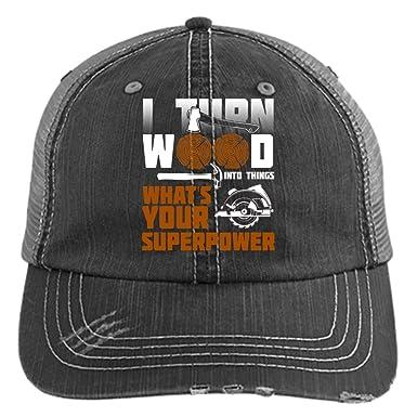 57cb9b9889e I Turn Wood Onto Things Hat