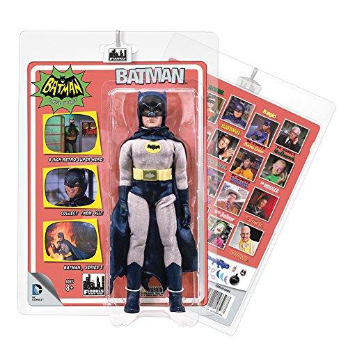 Batman Classic 1966 TV Series Action Figures Series 5: Removable Cowl Batman]()