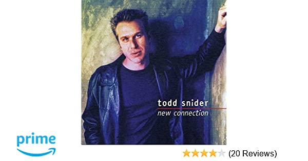 Todd Snider New Connection Amazon Music