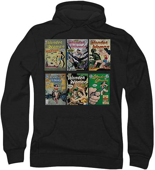hot sale online 4322c 16a15 DC DC Herren Ww Covers Hoodie