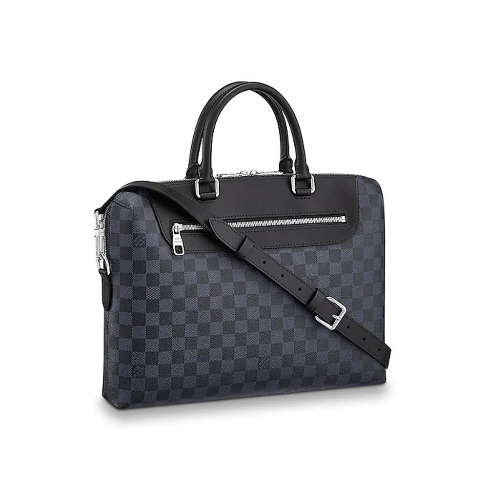 LLV PORTE-DOCUMENTS JOUR NM Briefcase N41589 Made in France