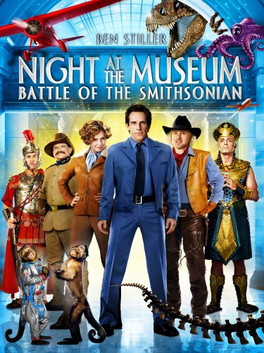 Washington School Student Collection - Night at the Museum: Battle of the Smithsonian: Life After Film School