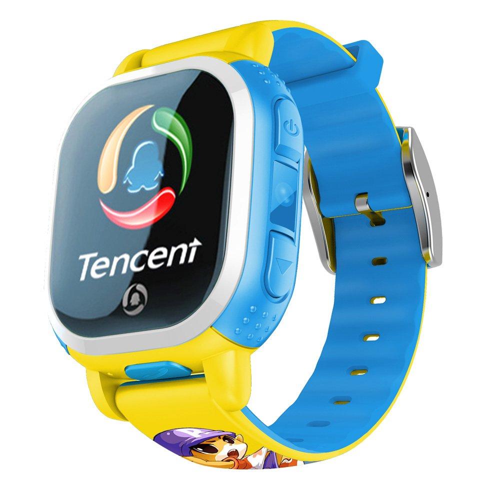 Tencent QQ Smart Watch Phone GPS Tracker IP65 resistente al ...