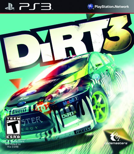 Dirt 3 - Playstation 3 (Best Drifting Games For Ps3)