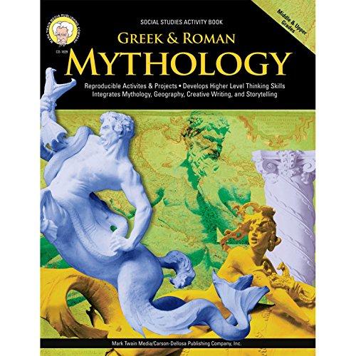 Greek & Roman Mythology, Grades 6 - 12 for $<!--$9.68-->