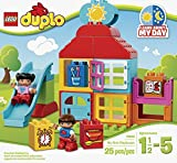 LEGO DUPLO My First Playhouse 10616 Toy for 1-Year-Old