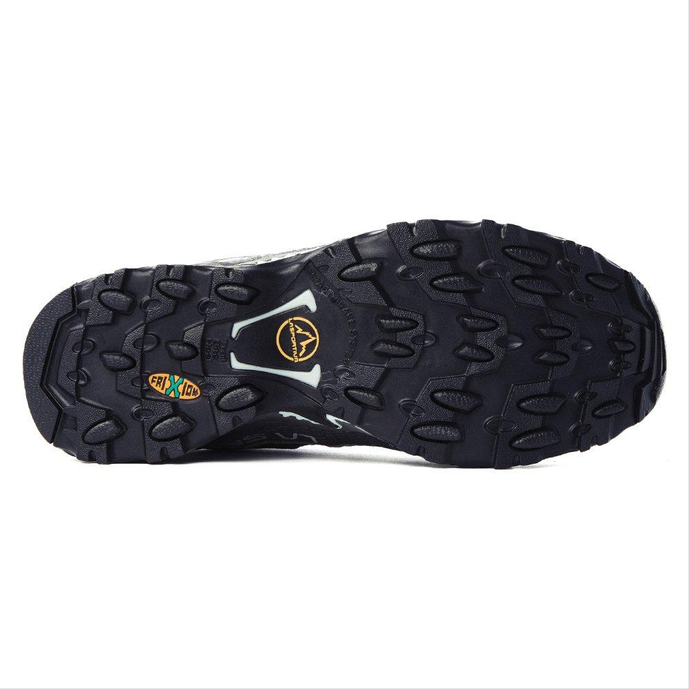 La Sportiva Women's Ultra Raptor GTX Trail Running Shoe B00QRPMX5M 36.5 M EU Grey/Coral