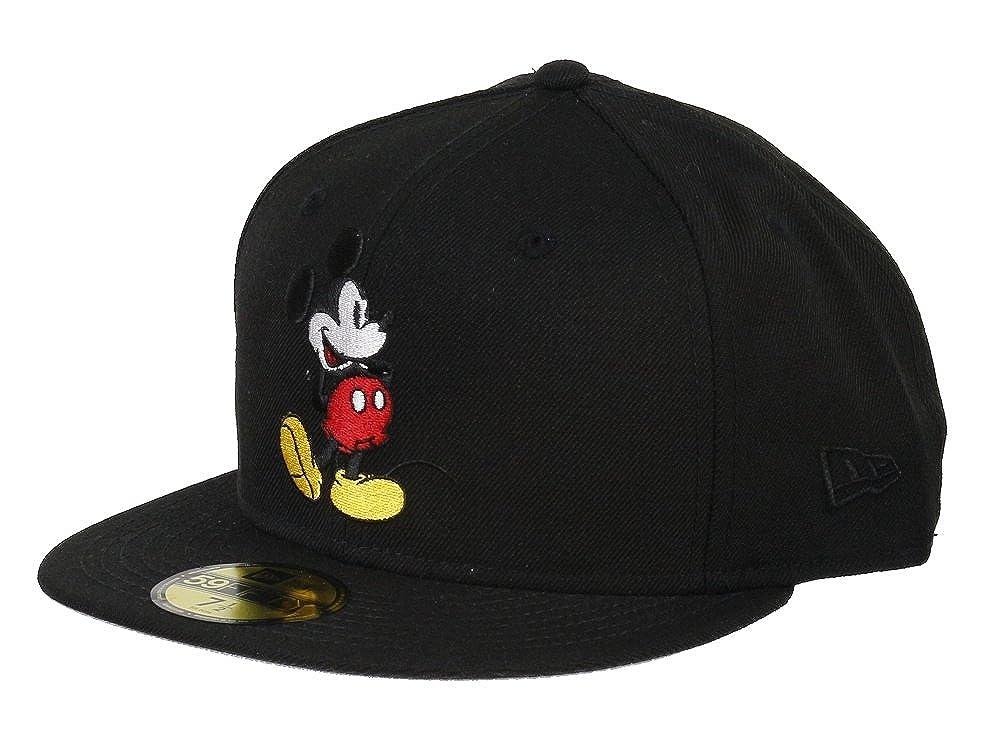 new styles e8126 6efe2 New Era Disney 59fifty Basecap Mickey Mouse at Amazon Men s Clothing store