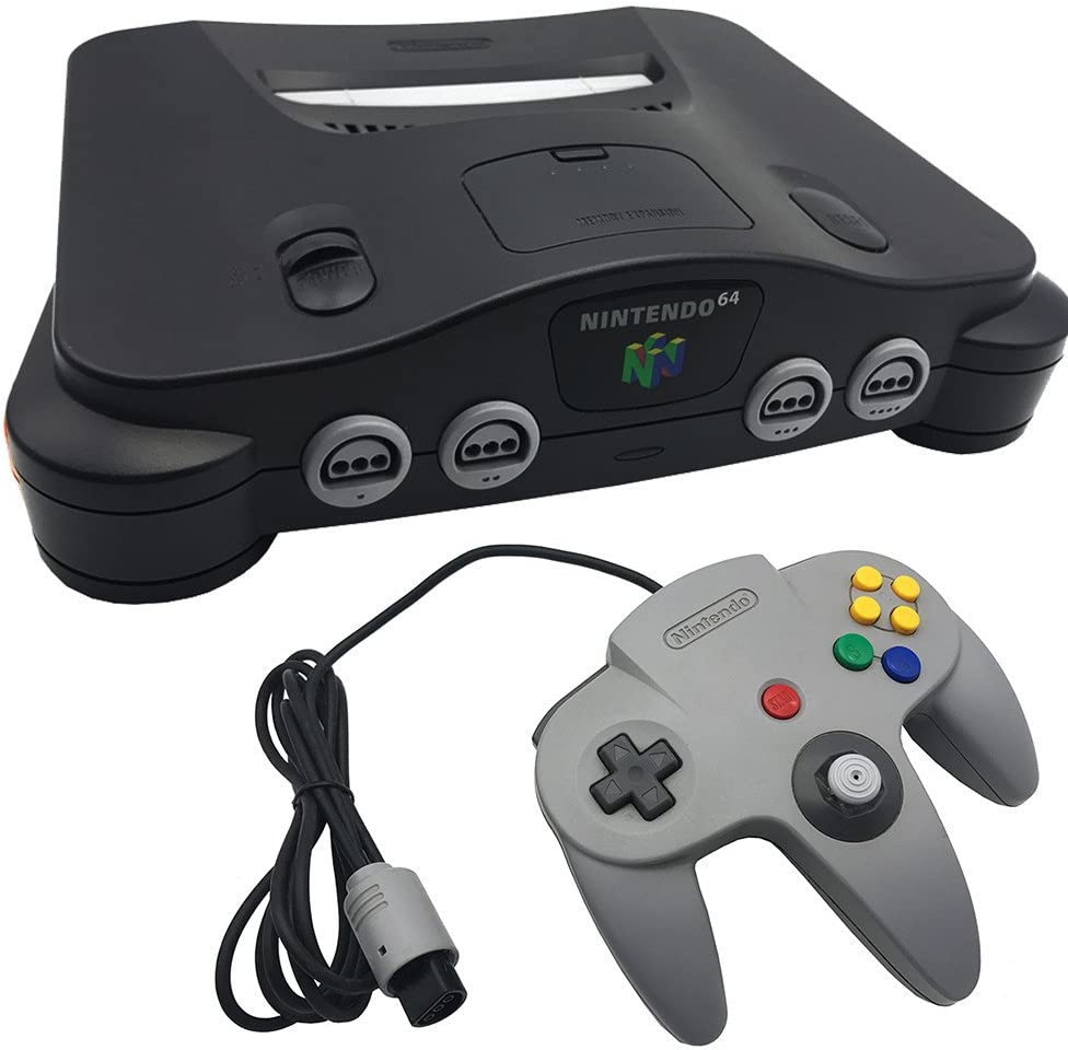 Amazon.com: Nintendo 64 System - Video Game Console: Unknown: Video Games