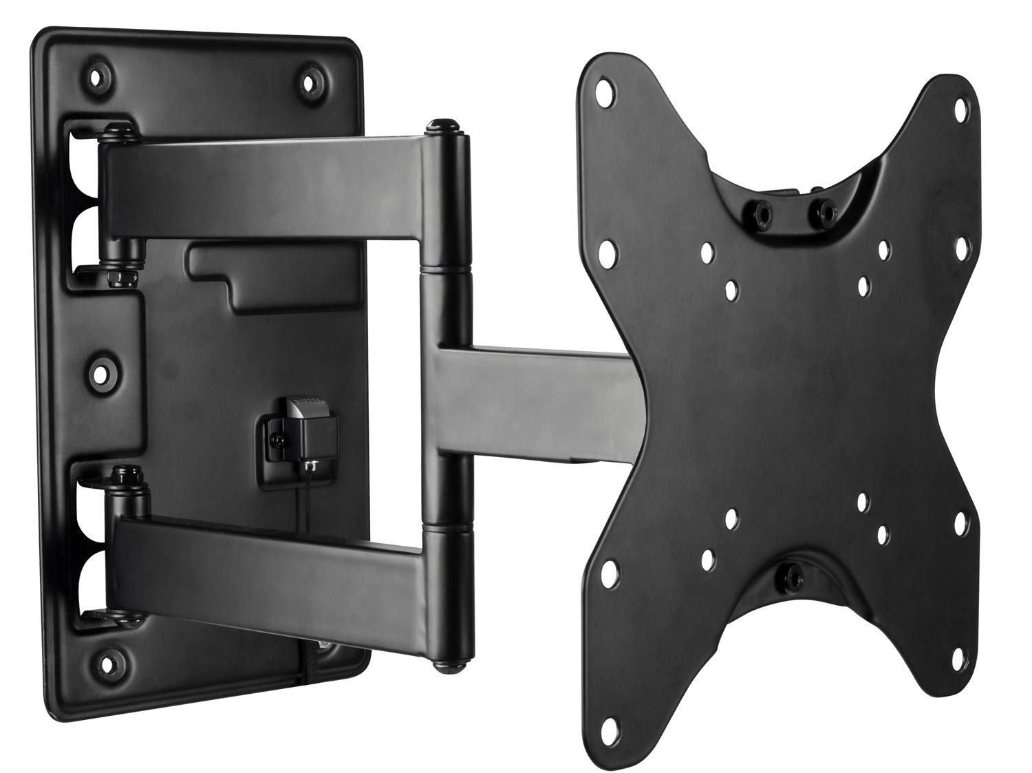 Mount-It! Camper RV TV Wall Mount, Locking Detachable Bracket, Travel Trailer Accessory for Trailers, RVs, Campers, Motorhomes, and Marine Boats (MI-431)