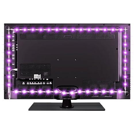 Review BASON USB LED TV