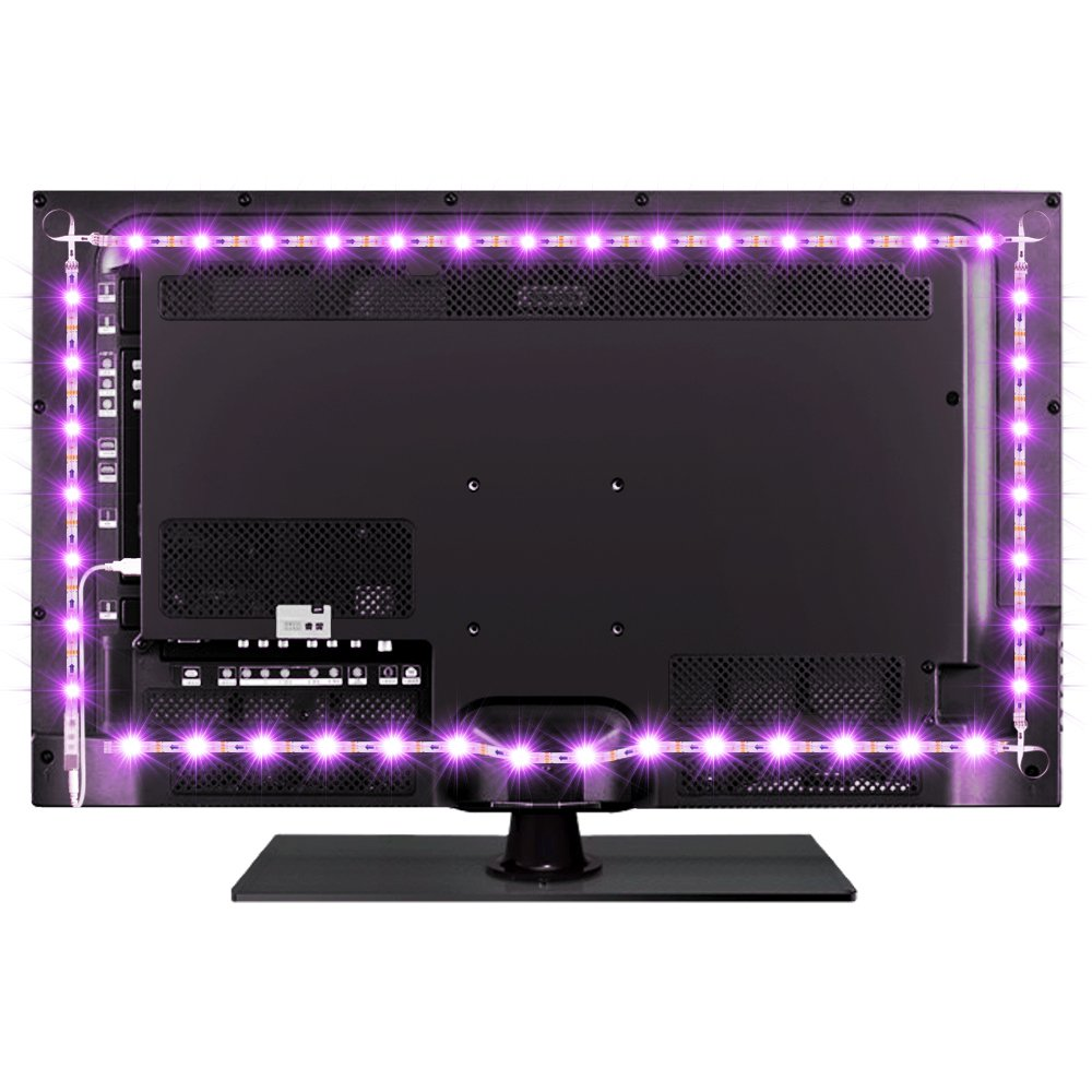 Bason Usb Led Tv Bias Lighting For 60 To 70 Inches Hdtv
