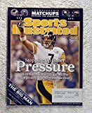 Ben Roethlisberger - The Pittsburgh Steelers defeat the Indianapolis Colts - NFL Playoffs - Regional Issue - Sports Illustrated - January 23, 2006 - SI