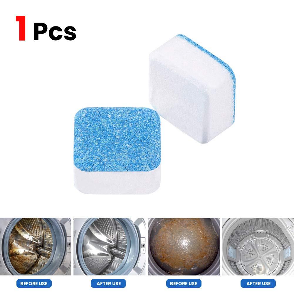 Globents - Pastillas de limpieza para lavadoras (20 unidades, 10 ...