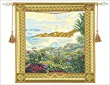 Corona Decor Island Refuge European Tapestry Wall Hanging