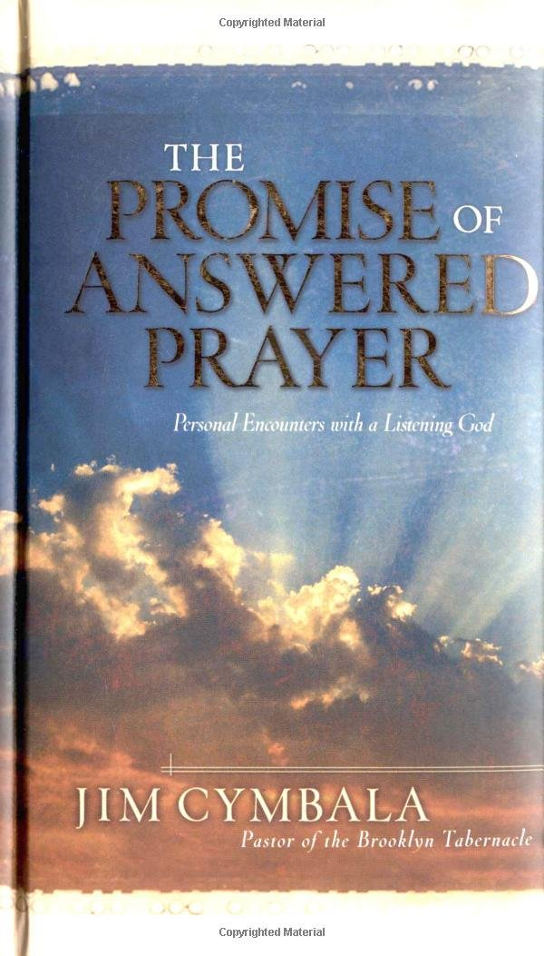 Download Promise of Answered Prayer The PDF ePub fb2 book
