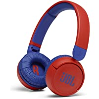 JBL JR310BT Kablosuz Kulak Üstü Çocuk Kulaklığı – Kırmızı