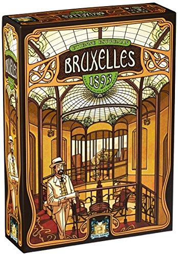 Bruxelles 1893 Game (Art Nouveau Auction)