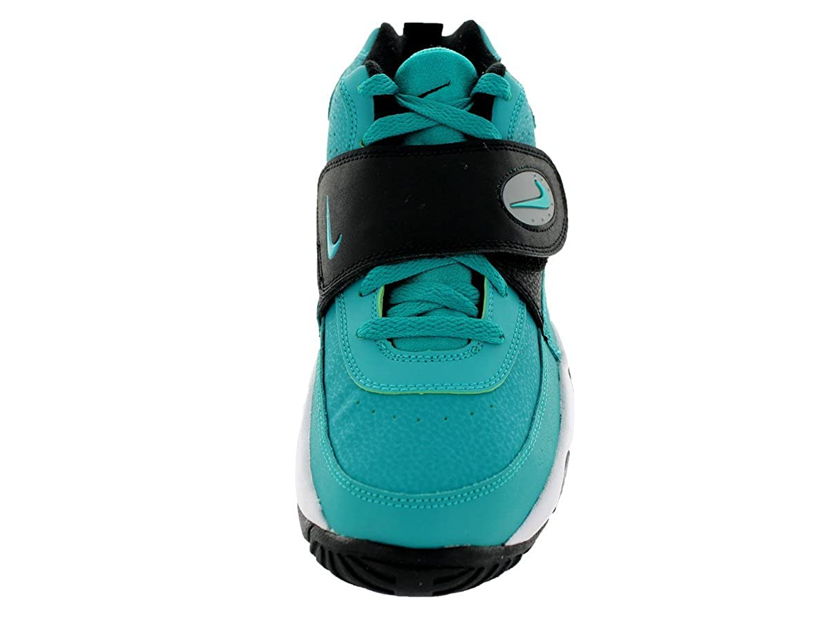 Nike Air Mission GS Boys Cross Training Shoes 630911-031 Black 5 M US